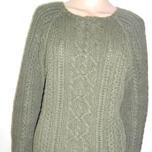 Women's Abercrombie & Fitch Heavy Knit Sweater